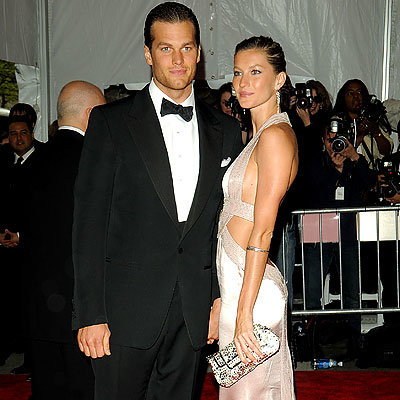 Gisele and Tom Engaged