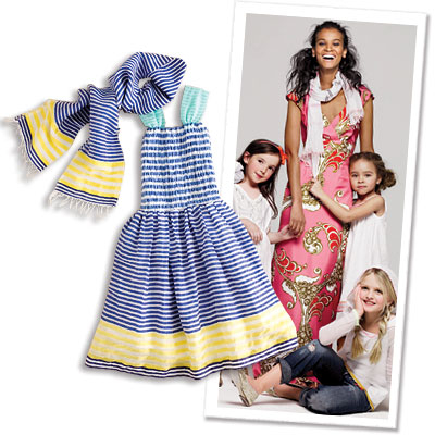 Liya Kebede, LemLem, J. Crew, What's Right Now, Kid's Clothing