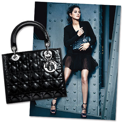 New Dior Film Stars A Handbag (And Marion Cotillard Too)
