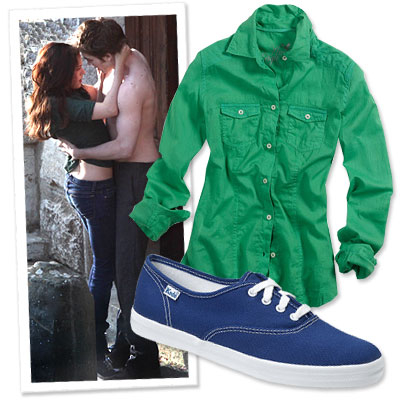 "Get Bella's ""New Moon""Look"
