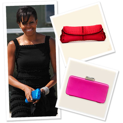Date Night Update: A Pop-of-Color Clutch