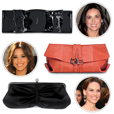 Demi Moore - Eva Longoria Parker - Hilary Swank - Ferragamo - Celebrity Auction