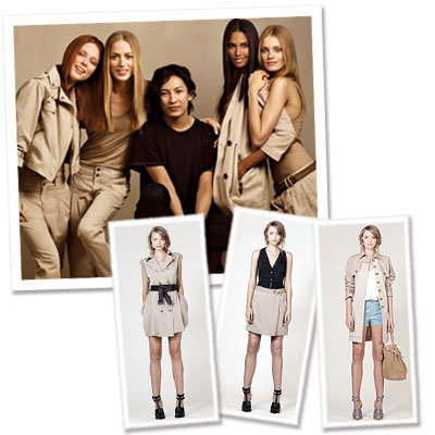 Alexander Wang Declares Khaki Is Cool Again