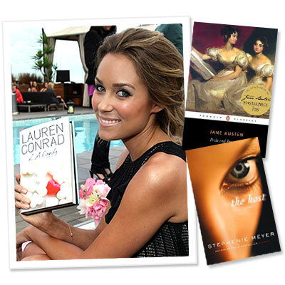 Lauren Conrad - Stephenie Meyer - Bookswim - Summer Trends