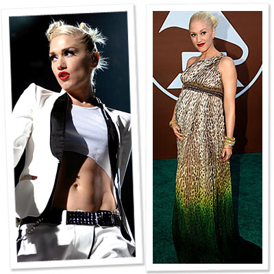 Gwen Stefani Reveals Her Post-Baby Body
