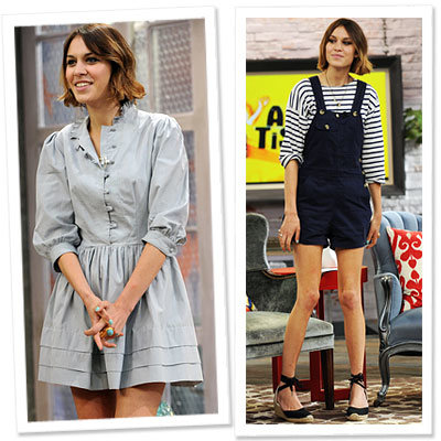 We're Mad About… Alexa Chung's Wardrobe
