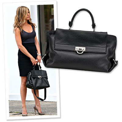 Style On Set: Get Jennifer Aniston's Scene-Stealing Bag