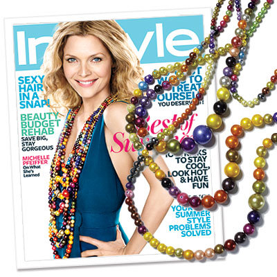 Get Michelle Pfeiffer's InStyle Cover Look