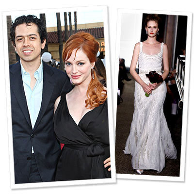 Mad Men's Christina Hendricks Dishes on Her Aisle Style
