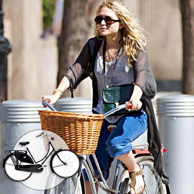 Summer's Hottest Must-Have Accessory Has Two Wheels