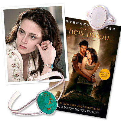 Style On Set: Bella's New Moon Jewels
