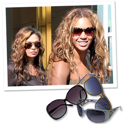 Beyonce - House of Dereon  - sunglasses