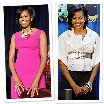 Six Months Of Michelle Obama's Style
