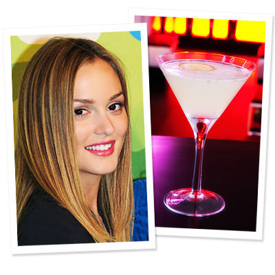What's Right Now - Leighton Meester Cocktail