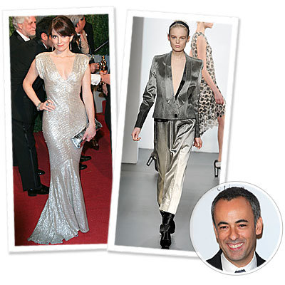 What's Right Now - Emmy Awards Style: Will Tina Fey Wear a Suit?
