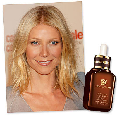 Gwyneth Paltrow - Estee Lauder - freebies