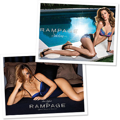 Bar Refaeli Replaces Gisele Bundchen As The Face Of Rampage