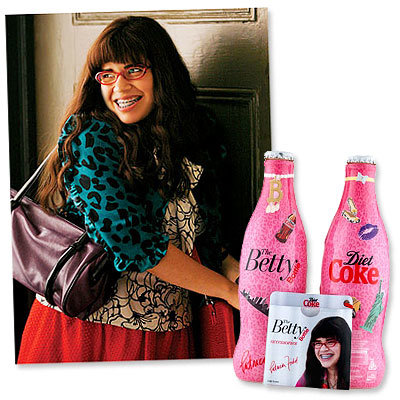 Ugly Betty - Patricia Field  - Diet Coke