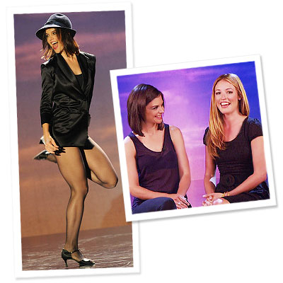 Cat Deeley On Katie Holmes's SYTYCD Style