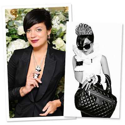 Lily Allen is Mad about Accessories