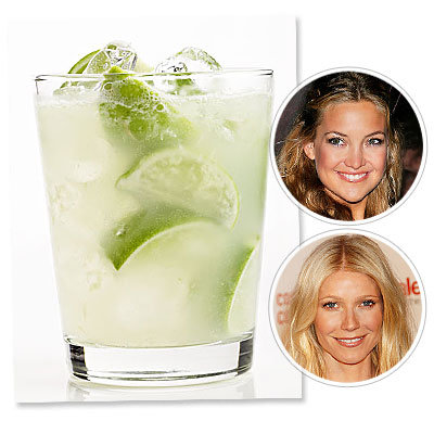 What's Right Now - Beat The Heat With Gwyneth and Kate's XXX Cocktail