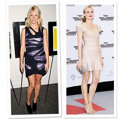 Who Looked Hotter This Week - Gwyneth Paltrow - Diane Kruger