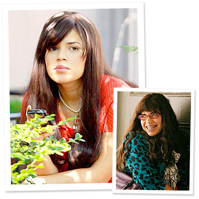 America Ferrera - Ugly Betty - What's Right Now - Fashion News