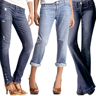 Gap's New Jeans Fit Like a Dream!