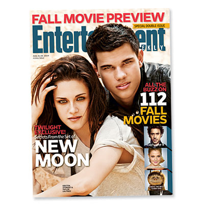 What's Right Now - EW Gives Us (and You!) a Sneak Peek at This Week's New Moon Cover!
