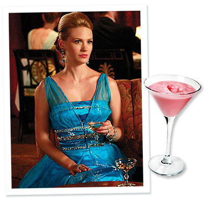 Celebrate the Return of Mad Men With a Retro Cocktail