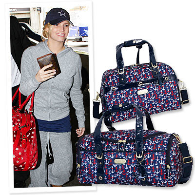 What's Right Now - First Look: Jessica Simpson's Travel Collection