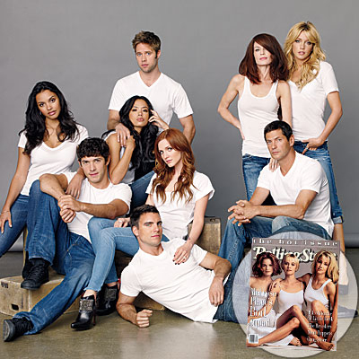 Exclusive Video: Meet the New Cast of Melrose Place