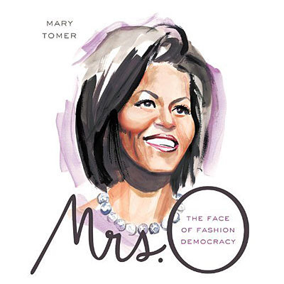 Book To Buy: Mrs. O: The Face of Fashion Democracy