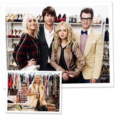 EXCLUSIVE: Brad Goreski Dishes On Season Two of The Rachel Zoe Project