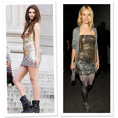 Lessons In Styling: Mischa Barton vs. Gwyneth Paltrow