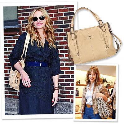 Stars' Favorite Carryall: Tod's G-Bag