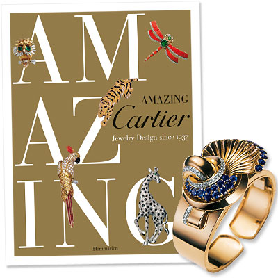 Coffee Table Book Bijou: Amazing Cartier