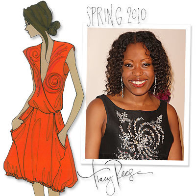 Fashion Week Sneak Peek: Tracy Reese