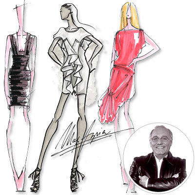 Fashion Week Sneak Peek: Herve Leger, BCBG & Max Azria