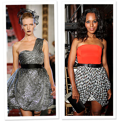 Kerry Washington's Top Pick At Jason Wu