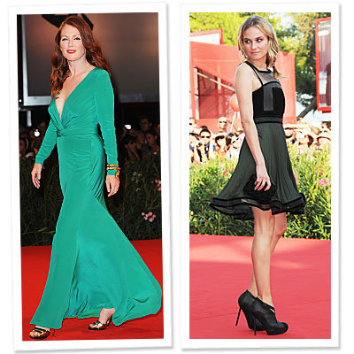 The Venice Film Festival's Fashion Show