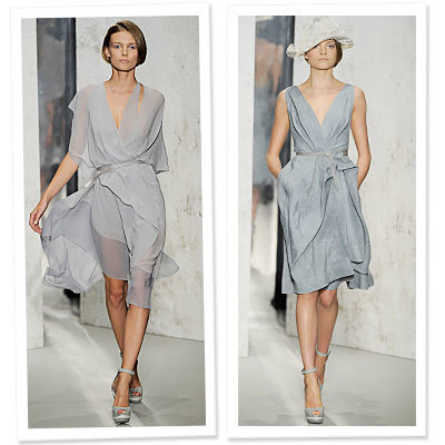 Runway Look of the Day: Donna Karan