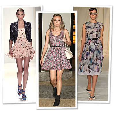 Spring Trend to Try Now: Florals