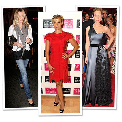 People's Best Dressed - Cameron Diaz - Reese Witherspoon - Kate Winslet - What's Right Now - Fashion News