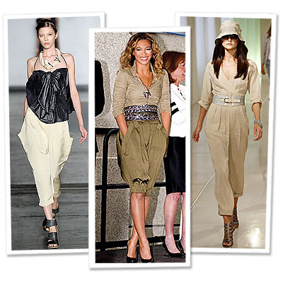 Spring Trend To Try Now: Khaki Pants