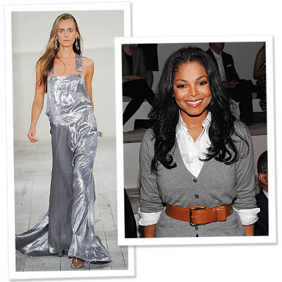 Janet Jackson's Favorite Look at Ralph Lauren