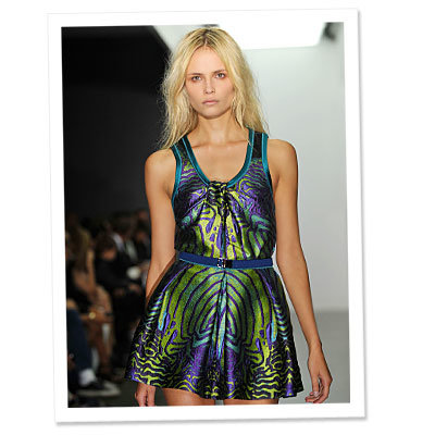 Runway Look of the Day: Proenza Schouler