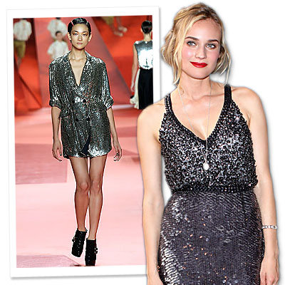 Spring Runway Trend to Try Now: Sequins