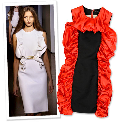 Spring Runway Trend to Try Now: Ruffles