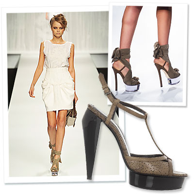 Spring Runway Trend to Try Now: Platforms